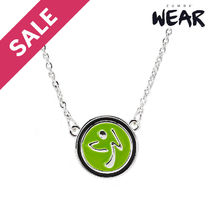 ZUMBA Nation Necklace (Silver)