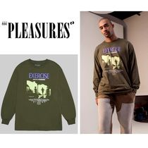 入手困難アイテム!【PLEASURES】EXERCISE LONG SLEEVE
