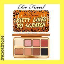 Too Faced☆Kitty Likes To Scratch☆ミニアイシャドウパレット