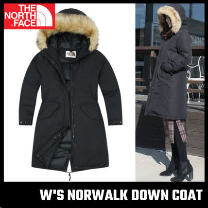 【THE NORTH FACE】W'S NORWALK DOWN COAT
