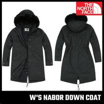 【THE NORTH FACE】W'S NABOR DOWN COAT