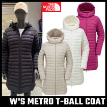 【THE NORTH FACE】W'S METRO T-BALL COAT