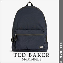 TED BAKER(テッドベーカー) バックパック・リュック 【国内発送・関税込】TED BAKER ナイロンバックパック