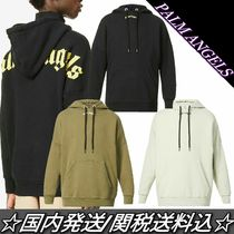 20AW◎PALM ANGELS◎クラシック ロゴ プリント フーディ 関税込