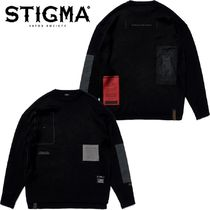 ★STIGMA★DV OVERSIZED KNIT SWEATER