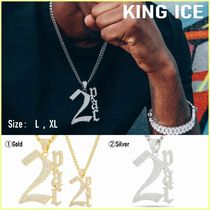 King Ice(キングアイス) ネックレス・チョーカー 送料税込【2PAC X KING ICE】2PAC CLASSIC NECKLACE(2色2サイズ)