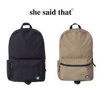 【she said that 】koala backpack バッグパック 2色