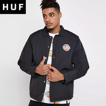 [HUF] BAKERS COACHES JACKET [公式]