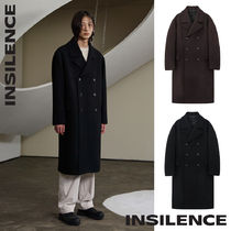 [INSILENCE] Piemontese Official Coat★カシミヤウールのコート