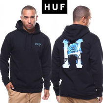 [HUF] ICE ROSE CLASSIC H P/O HOODIE [公式]