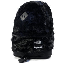 Supreme × The North Face Faux Fur Backpack Black 正規品