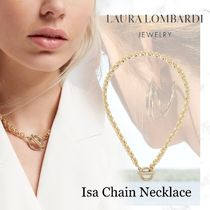 NEW!US発!【Laura Lombardi】Isa Chain Necklace ネックレス