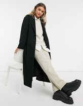 MONKI(モンキ) コート ~送関込~MONKI☆Hildur oversized belted tailored coat