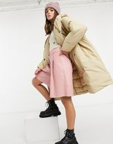 MONKI(モンキ) コート ~送関込~MONKI☆Janna recycled padded duvet coat with hood