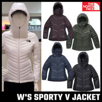 【THE NORTH FACE】W'S SPORTY V JACKET