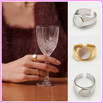 【Hei】mother-of-pearl ring〜リング★2020 Holiday