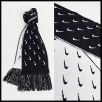 Nike scarf with all over swoosh print