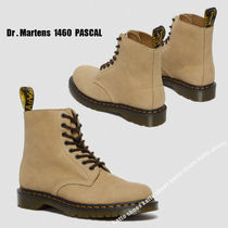 Dr Martens★1460 PASCAL★SAND MILLED NUBUCK WP 8ホール★兼用