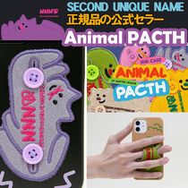 【NEW】「SECOND UNIQUE NAME」Animal PATCH 正規品