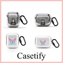 Casetify × X-girl コラボ AirpodsPro Airpods ケース 4色