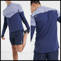 Nike Running Run Division element sphere long sleeve top