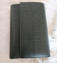 【LOEWE】101.88.S97 SMALL VERTICAL WALLET 三つ折りコンパクト