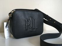 Lauren Ralph Lauren Hayes Leather Crossbody セール