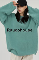 最安値挑戦●Raucohouse●MILD RAGLAN OVER-FIT KNIT UNISEX