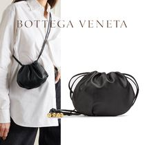 ∞∞ BOTTEGA VENETA ∞∞ The Mini Bulb shoulder バッグ☆BLK