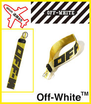 【Off-White】INDUSTRIAL LOGOED FABRIC KEY HOLDER 関税込み