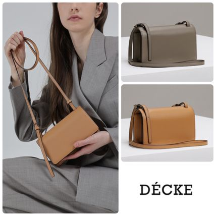 DECKE ★Julie Half Mini BAG 2色*関税送料込