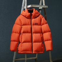 ★FILA_NEW ACE MIDDLE HIP DOWN JACKET★BTS WINTER COLLECTION