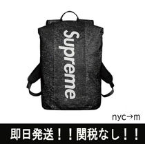 即納 国内発送 Supreme Waterproof Reflective BackPack