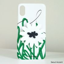 Seoul Accent★韓国★人気 Fresh Flower Griptok Case セット