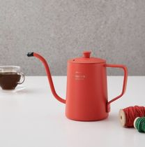 【STARBUCKS】韓国発 20 Heritage Red Kettle コーヒーポット