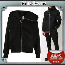 SALE!!送料込≪RICK OWENS≫ Funnel neck ジップ パーカー