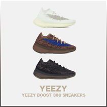 [adidas] YEEZY BOOST 380 SNEAKERS  (送料関税込み)
