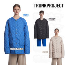 TRUNK PROJECT(トランク プロジェクト) ジャケット ★Trunk Project★Quilted Jacket