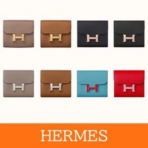 HERMES エルメス ★ Portefeuille Constance コンパクト 財布