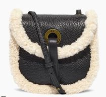 UGG ★ HERITAGE CROSSBODY LEATHER