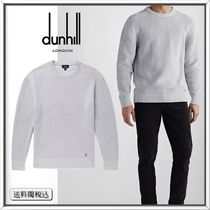 Dunhill Dロゴ リブ コットン セーター 人気