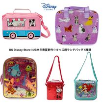 US Disney Store限定☆2021春夏☆キッズ用 ランチバッグ 5種類