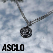 ASCLO Reverse Necklace (Silver)