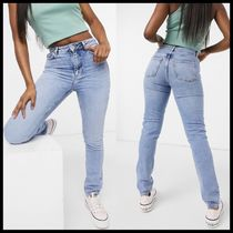 New Look relaxed skinny jean in blue