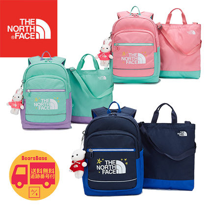 THE NORTH FACE(ザノースフェイス) 子供用リュック・バックパック THE NORTH FACE KIDS COMPACT SCH PACK BBH1052 追跡付