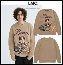 【LMC】CATS KNIT SWEATER
