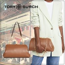【Tory Burch】クレオバッグ ムース チェーン