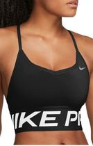 NIke Pro Indy Light Support スポーツブラ☆全3色