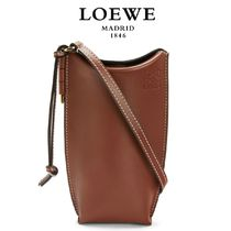 ∞∞ LOEWE ∞∞ Gate Pocket leather バッグ☆