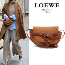 ∞∞ LOEWE ∞∞ Gate mini leather shoulder バッグ☆